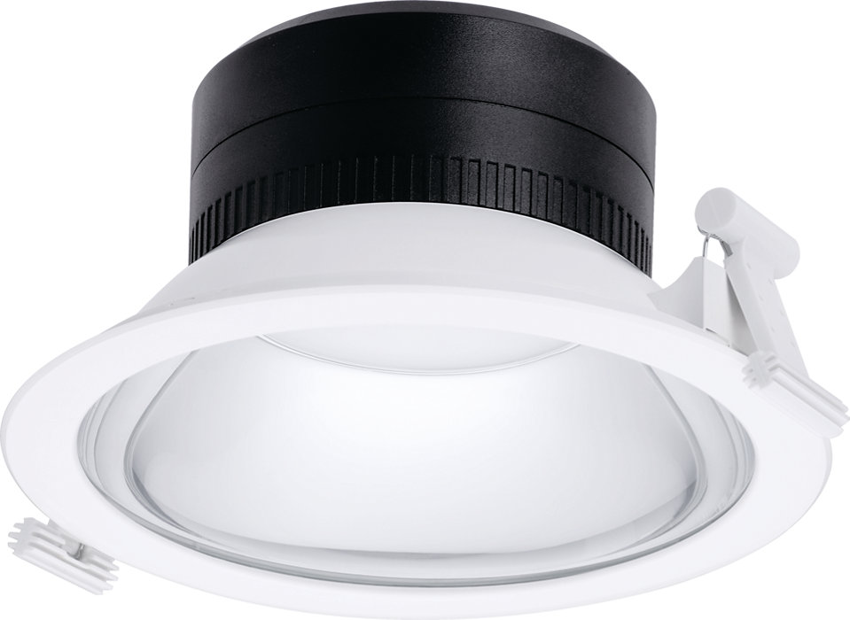 The most competitive specification downlight for TCO attractiveness with diversity and system compatibility