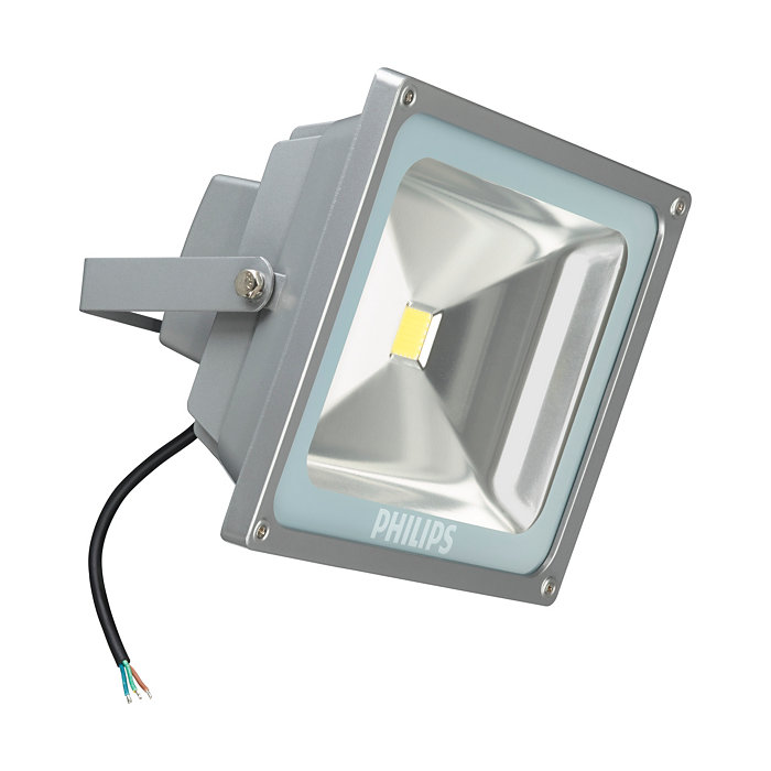 QVF LED – compact and economical floodlight