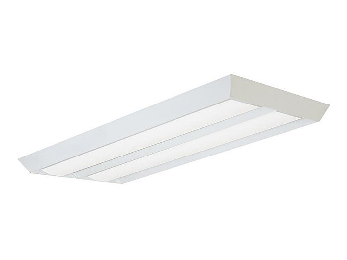2x4, 7300 Nominal Delivered Lumens, 3500K, Diffuse, Surface Mount