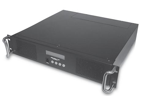 ZCX400 SPDS-480CA 24V-480W 8PORTS
