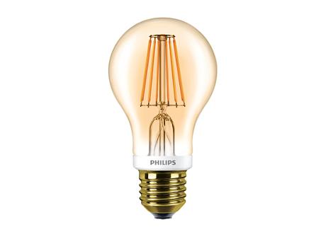 CLA LEDBulb D 7.5-48W A60 E27 820 GOLD