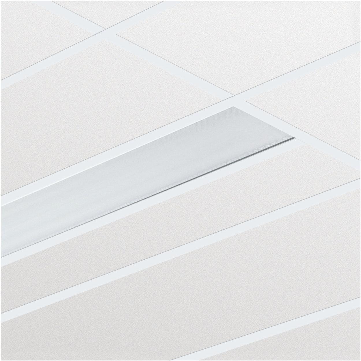 SmartForm – il nuovo standard per l'illuminazione negli uffici, incasso sottile
