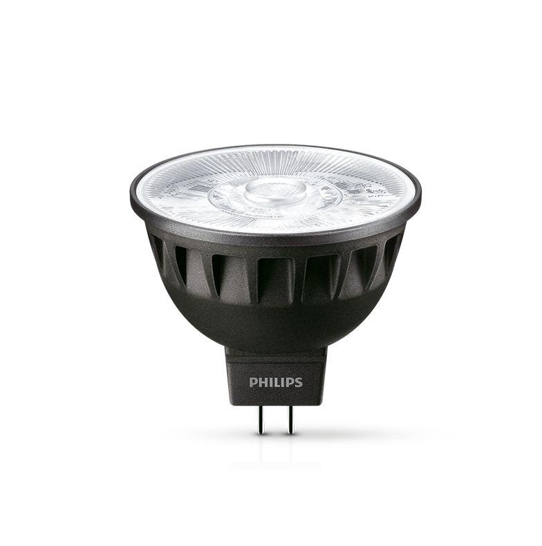 master ledspot expertcolor lv led lampen philips lighting