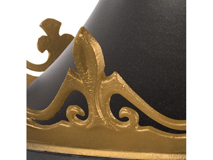 Lower crown in brass