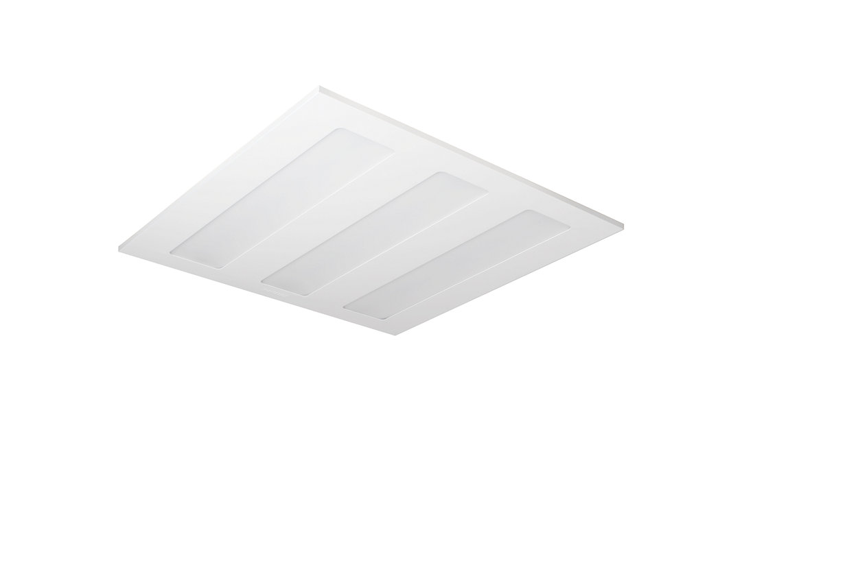 The most cost-effective designed LED troffer to replace conventional luminaire