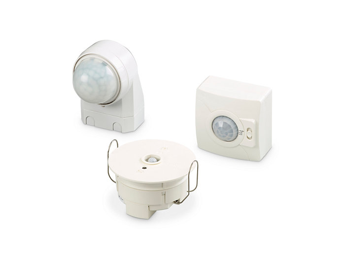 OccuSwitch-sensor in het plafond