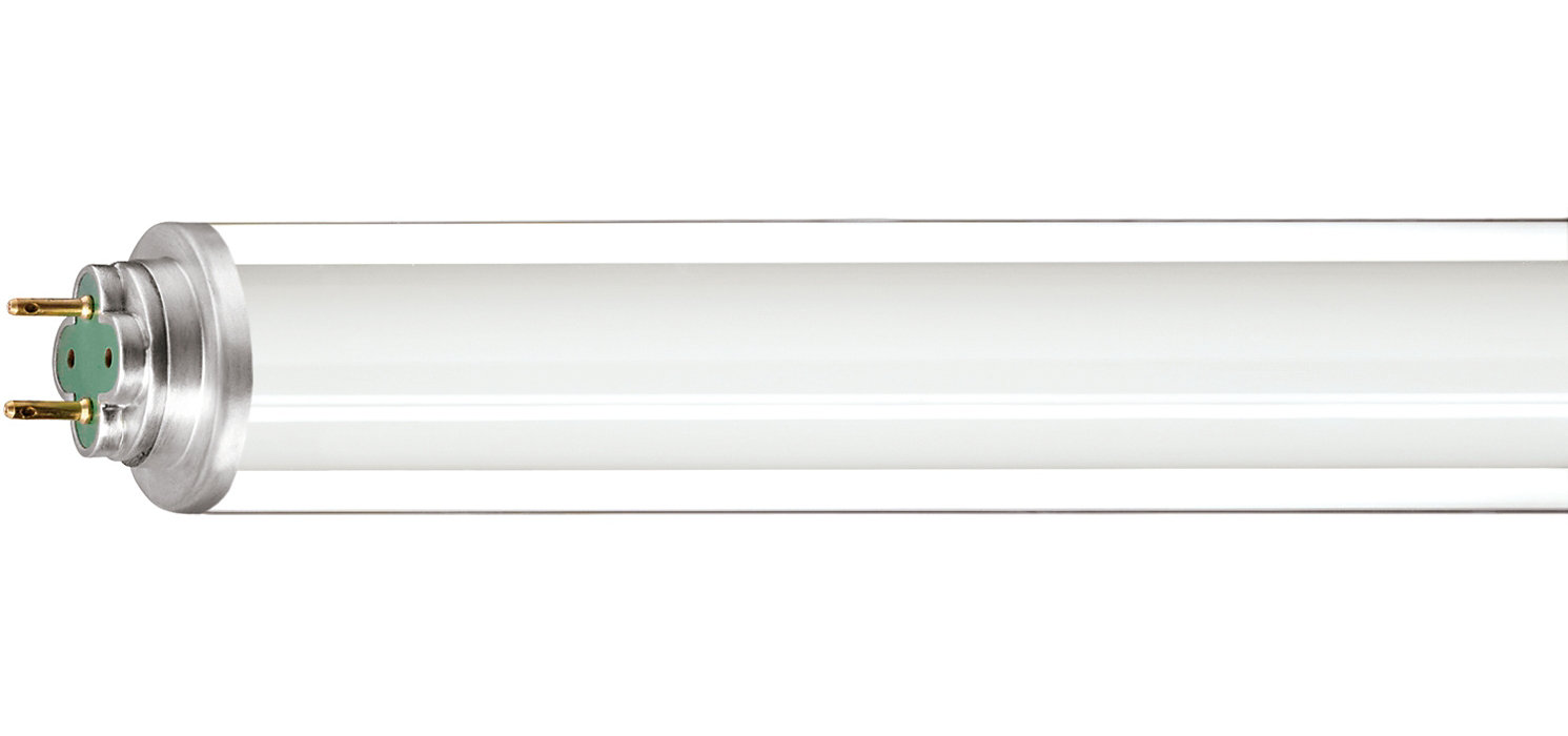 Fluorescent lighting for cold environments