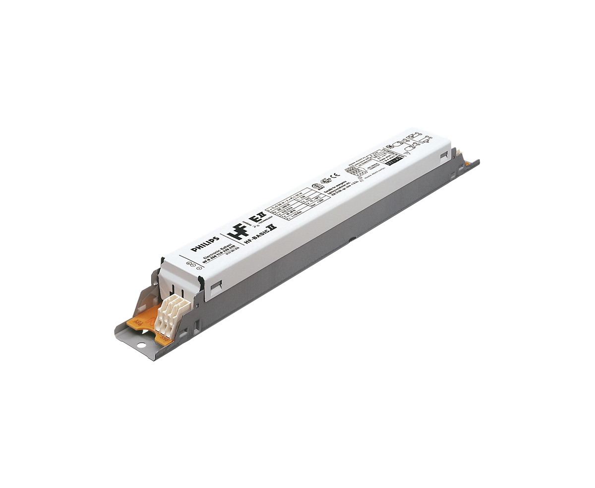 HF-BASIC EII Nicht dimmbare EVG für Leuchtstofflampen - Philips Lighting
