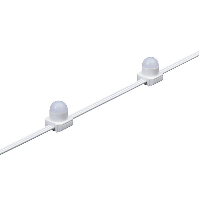 iColor Flex MX gen2 – flexible strands of large high-intensity LED nodes with intelligent color light