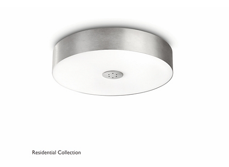 Fair ceiling lamp aluminium 1x60W 230V