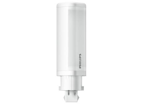 CorePro LED PLC CorePro LED PLC 4.5W 840 4P G24q-1
