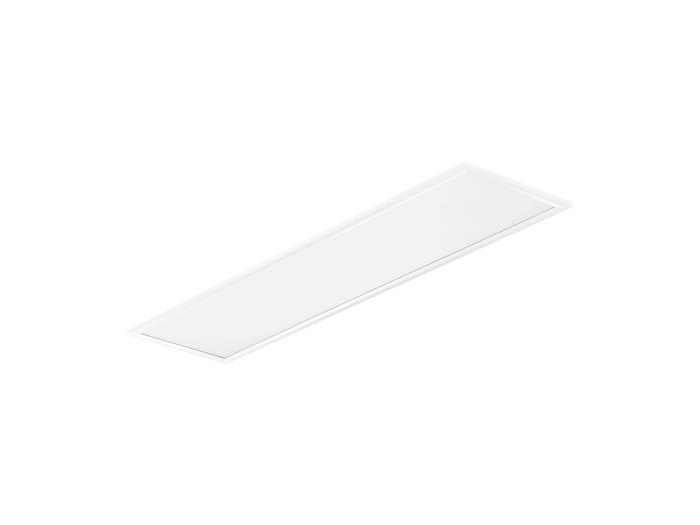 CoreLine panel OC RC127V recessed luminaire, rectangular version (module size 600)