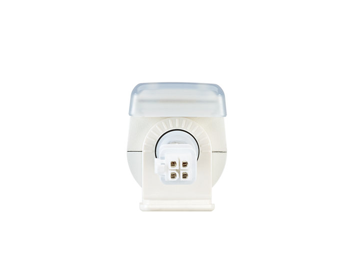 PureGlow IntelliHue Powercore LED fixture end connector