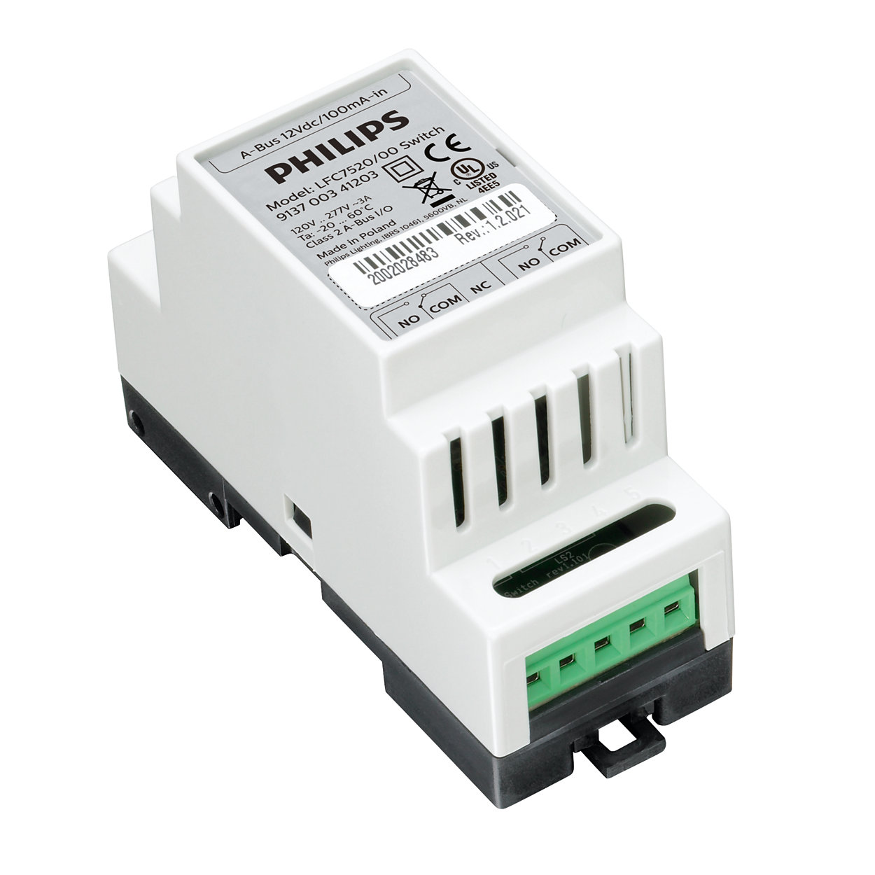 Lfc7520 amplight switch amplight philips lighting for Catalogue philips eclairage exterieur