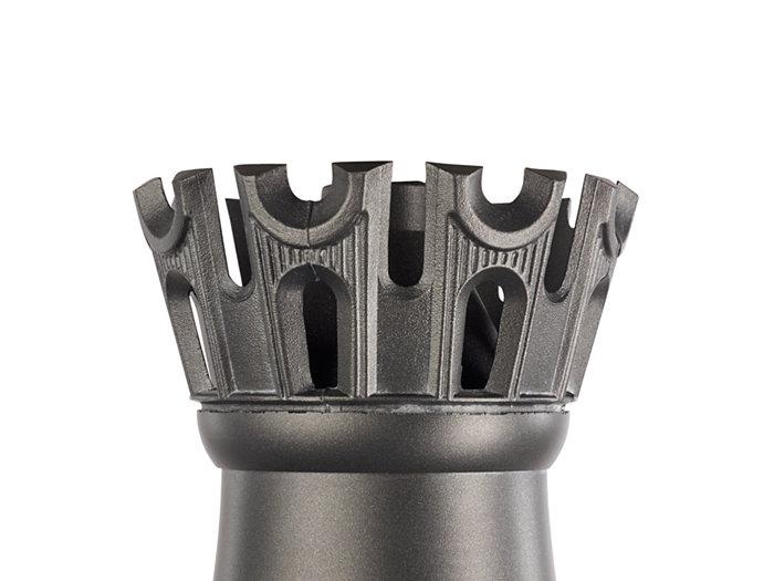 Detail of top crown