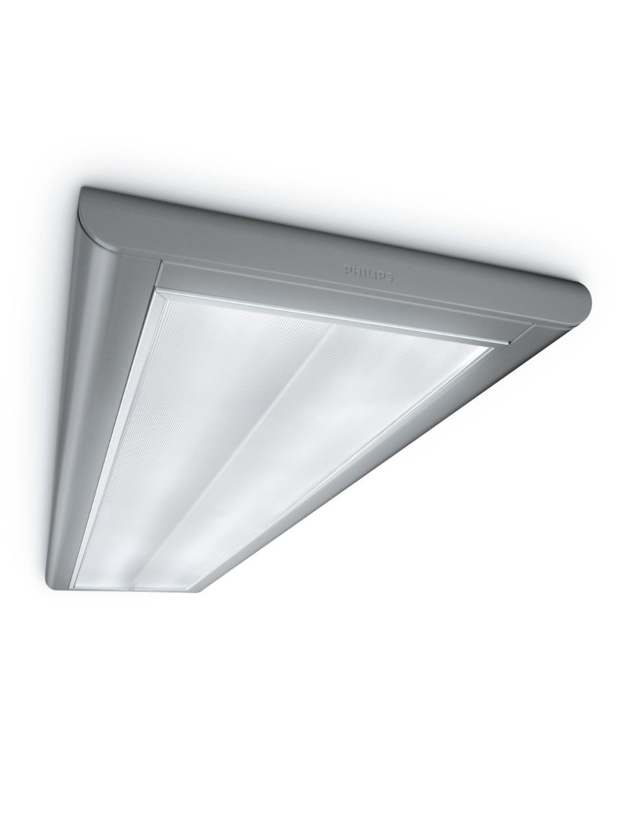 Smartform led bcs460 surface mounted philips lighting