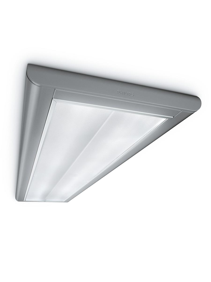Smartform led bcs460 surface mounted philips lighting