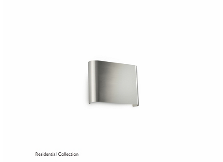 Galax wall lamp nickel 2x2.5W SELV