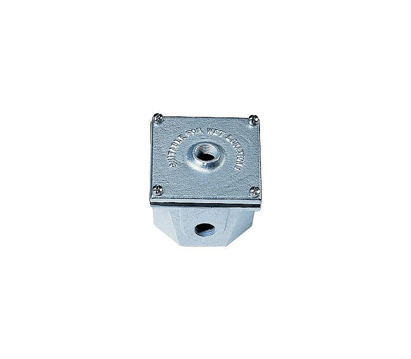 Cast Iron Junction Box - ultimate protection