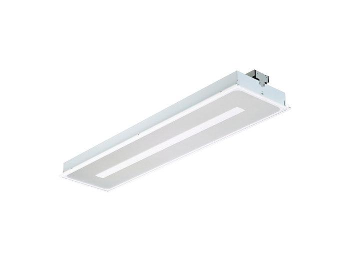 Oprawa oświetleniowa LED do wbudowania SmartBalance RC480B, rozmiar modułu 300 x 1200 (wersja do sufitów z widocznymi profilami)