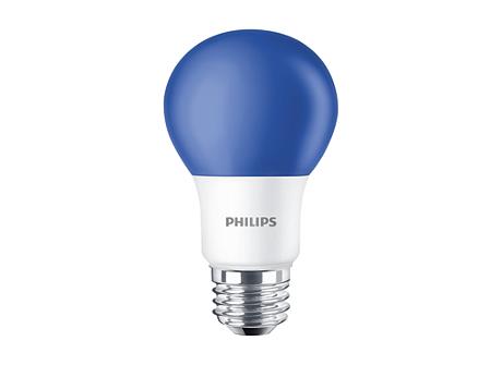 BC8A19/LED/BLUE/ND 120V