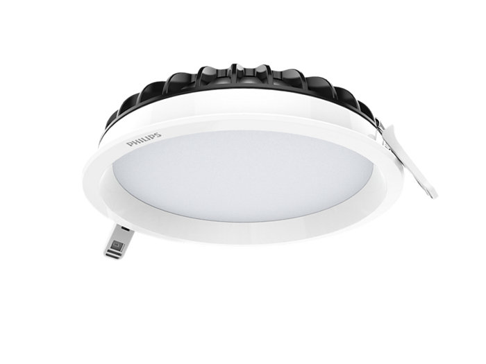 GreenPerform Sleek_Downlight-DN295-DN296