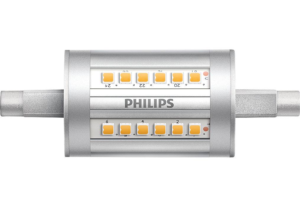 CorePro LEDlinear MV met een zeer hoge lichtopbrengst