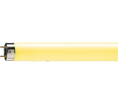 TL-D Colored 18W Yellow 1SL/25