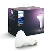Hue White and color ambiance 1-pack BR30 E26