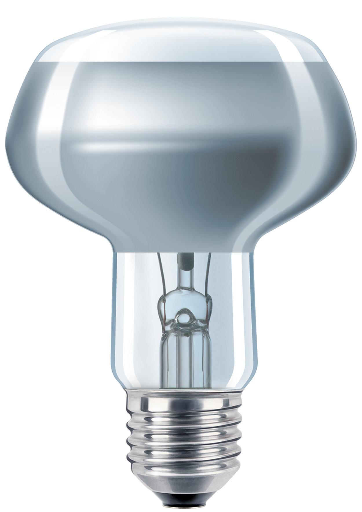 Reflektor u boji od prešanog stakla