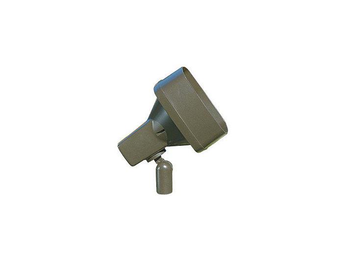 Accent, Aluminum Bullyte, Bronze, 150W, PAR 38, 120V
