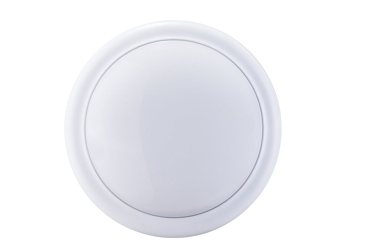 The new Philips tri-colour Waterproof Bulkhead offers exceptional value. It is perfect for your everyday lighting installations. It comes with a 3 CCT selection switch and 2 wattage selection switch to provide flexibility to the customer.