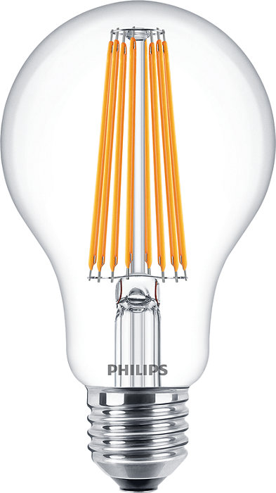 Lâmpadas LED clássicas para iluminação decorativa