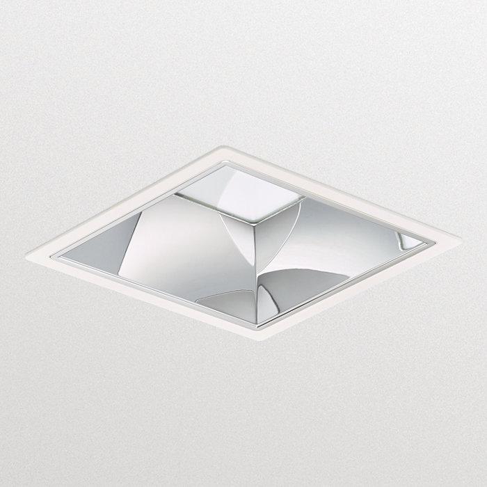 LuxSpace Square Einbauleuchte - hohe Effizienz, hoher Komfort und elegantes Design