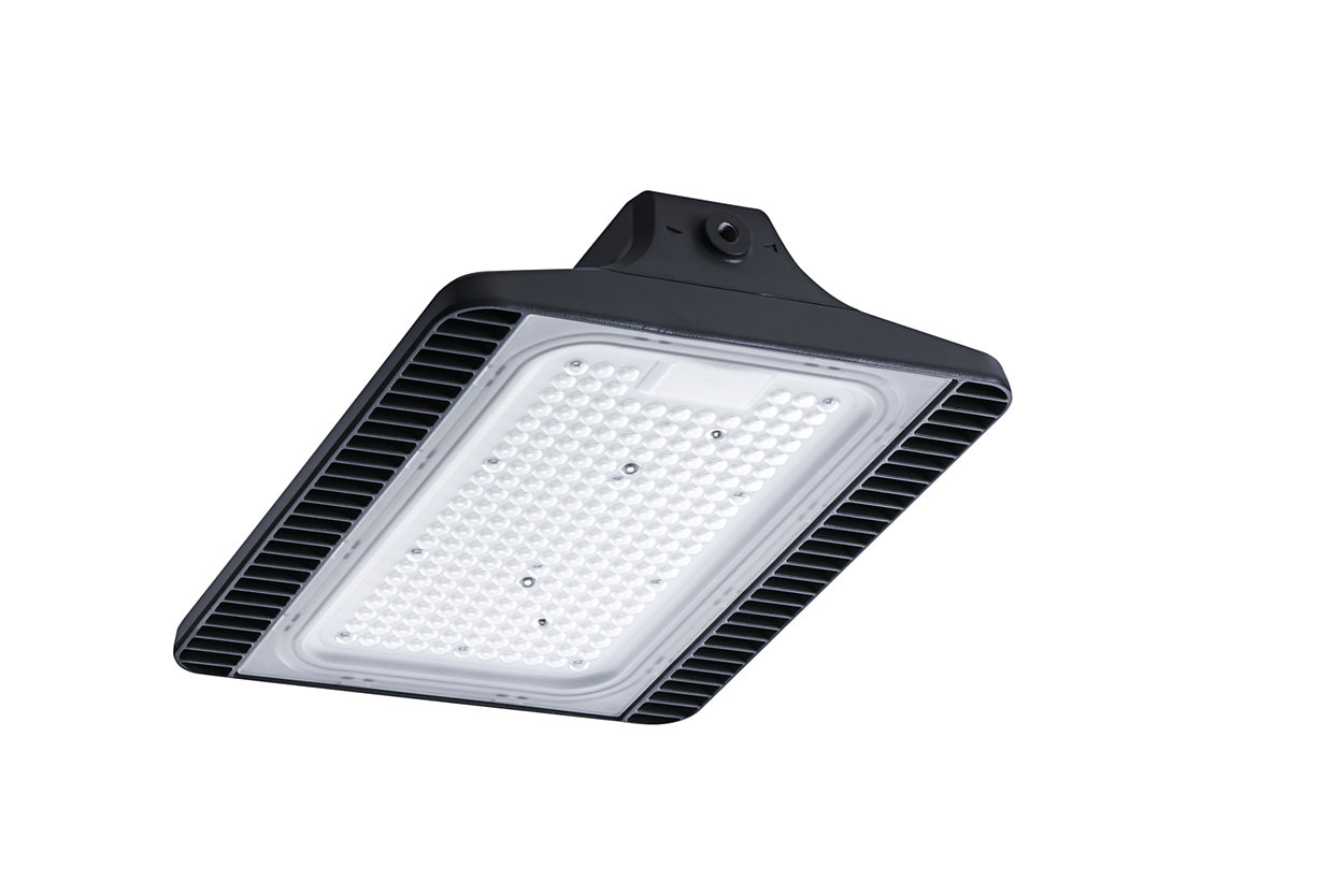 Elegant industrial design with fantastic light quality, superior efficiency and long-term reliability.