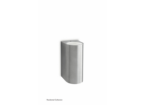 Nightingale wall lantern inox 2x35W 230V