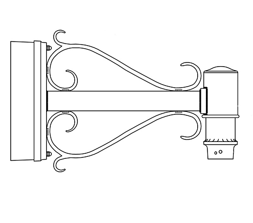 Bracket Arm (236S)