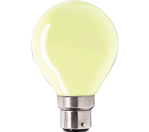 230V 15W DECORATION YELLOW