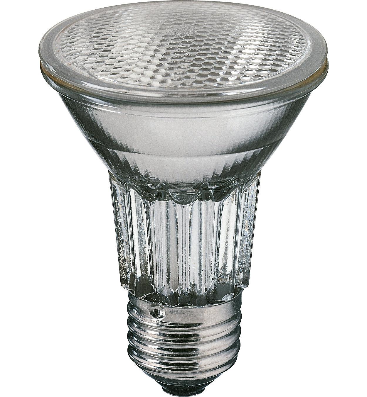 Spot de luz blanca nítida; alternativa moderna para las lámparas reflectoras convencionales