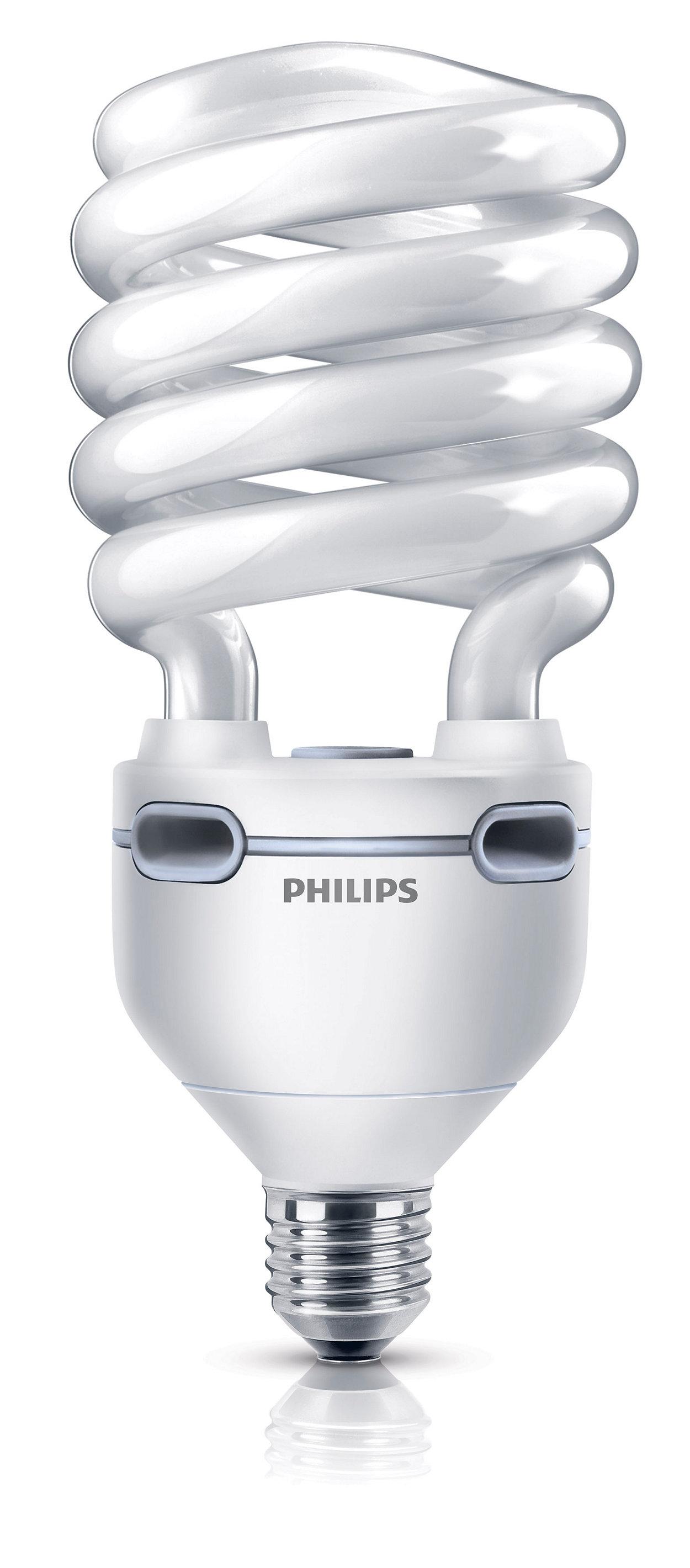 Wspaniały Serie energooszczędne Spiralna świetlówka kompaktowa 8727900808247 EE27