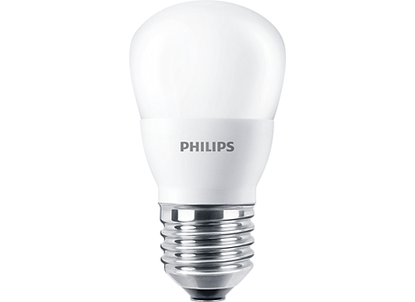 LED candle/luster LEDBulb 4-40W E27 6500K 220-240V P45