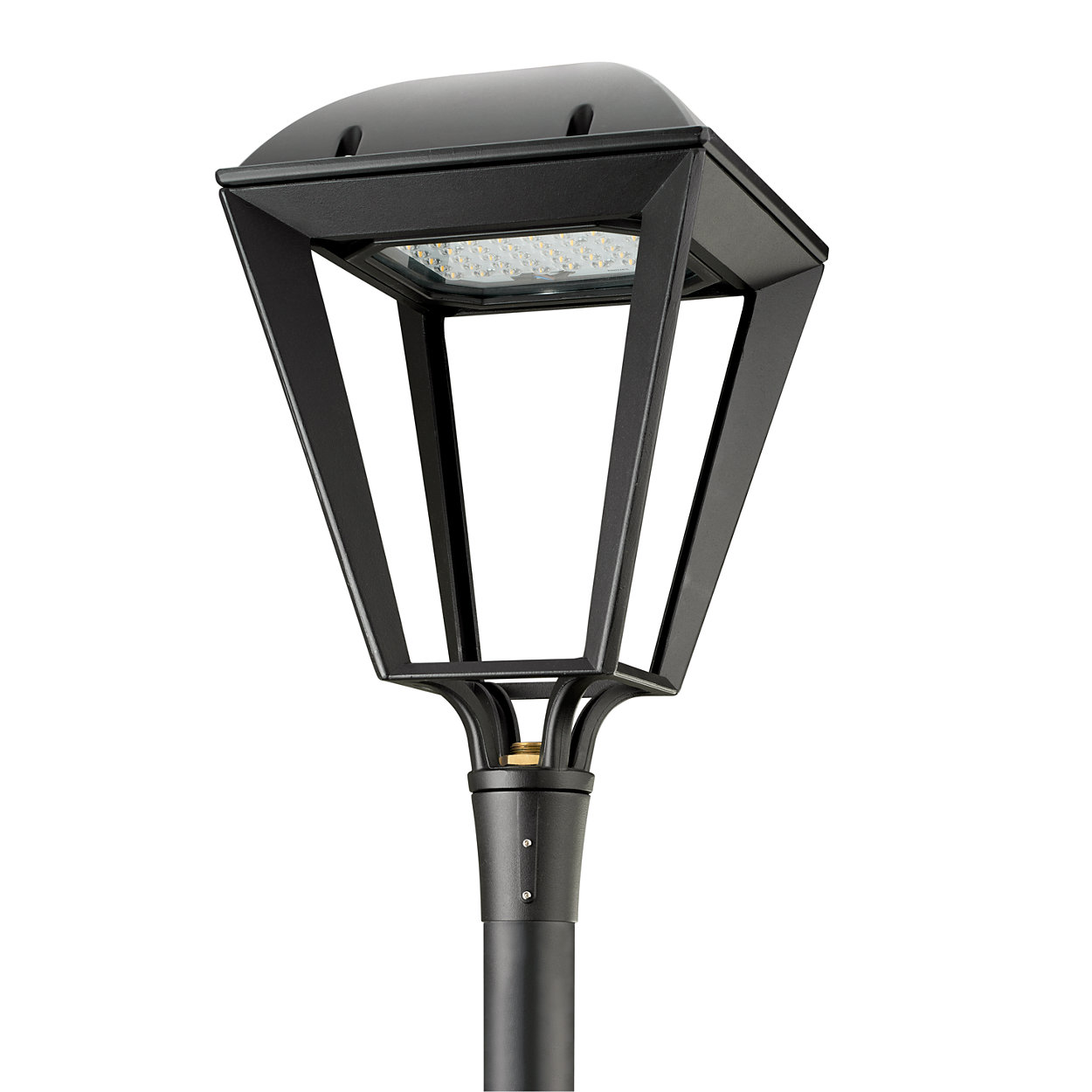 Micenas LED – contemporary interpretation of the historic street lantern