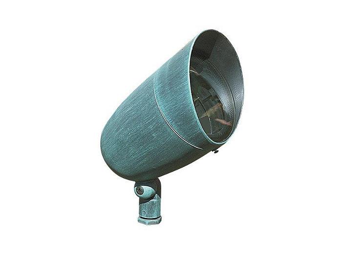 Accent, Ultem Composite Bullyte, Bronze, 75W, PAR30, 120V