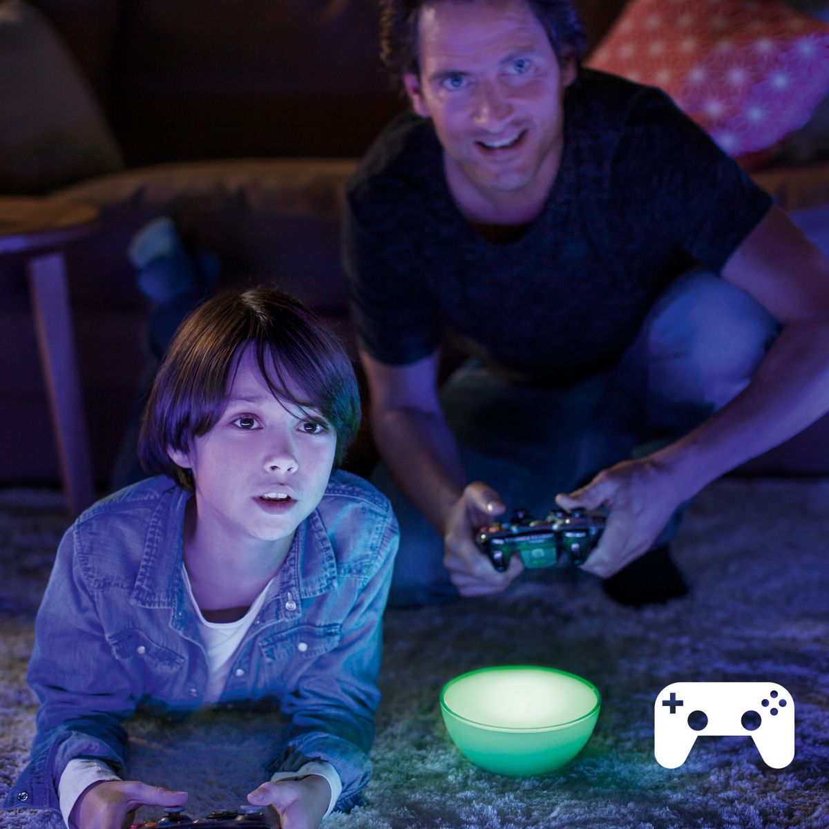Light up your gaming