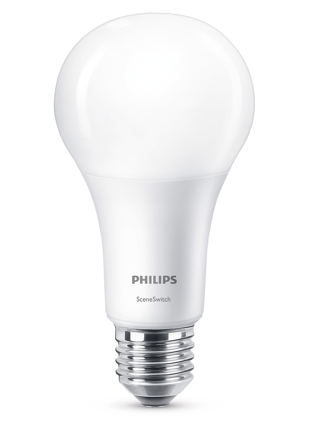 Eine Lampe, drei Lichteinstellungen