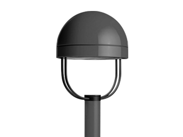 Form Ten Round Post Top LED MPL