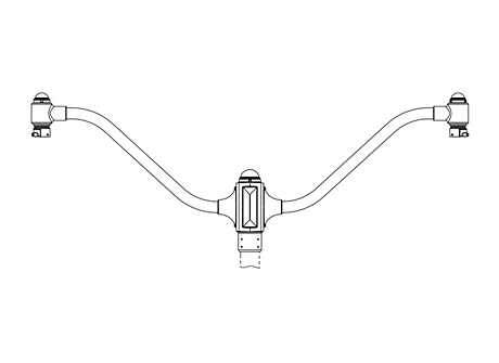 Bracket Arm (263DB)