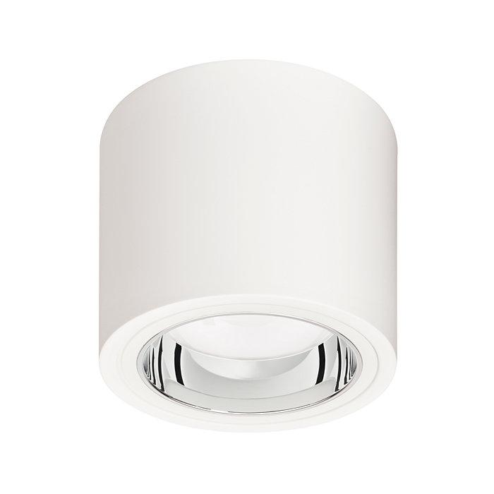 LuxSpace con montaggio su superficie - Efficienza elevata, comfort visivo e design elegante
