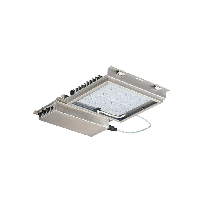 FlowStar – LED tunnel entrance and point-source interior lighting