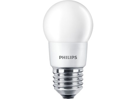 LED candle/luster LEDBulb 3.5-40W E27 6500K 100-240VG45_BR